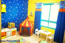 Kids Room Design by Rincey Philip Interiors