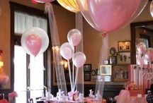 Pretty Party Balloons