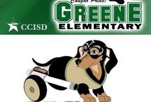 CritterKin and Greene / CritterKin is working with the Kinders and First graders at Greene Elementary School in Texas. Stay tuned to see what wonderful things we do together!