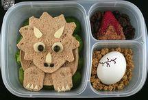Fun & Healthy Lunch Box Ideas
