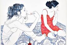 Art / Illustration / Everyday inspiration