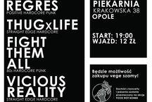 Opole - Koncerty / Plakaty zapowiadające koncerty w Opolu. Szczegółowe informacje znajdziesz na www.imprezywopolu.pl