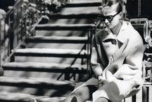 Adieu Audrey / by StyleGene Vintage