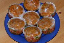 Muffiny, Cupcakes , Tartaletky - I Zdravé