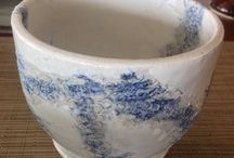 Ceramics and glazes / Bowls and vessels