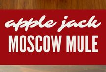 Moscow Mules / Variety of Moscow Mule Recipes
