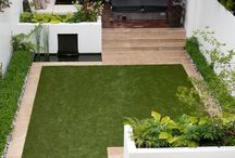 Small Back Garden / Creating a new garden in the tiniest of spaces