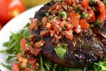 Thrill From the Grill / Grilled lamb recipes to make your summer special! / by Tri-Lamb Group
