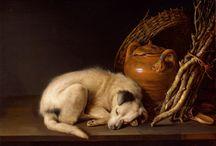 Dog  Paintings