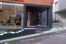 SEOUL / New Flexform flagship store in Seoul