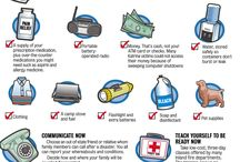 Survival/ Emergency preparedness / by Amy Starr-hicks