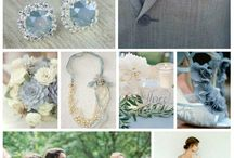 Mood Boards / This Board will help you get inspired and have an idea of colours setting etc. for your special day.