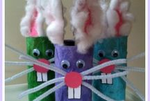 Holiday kid crafts