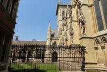 Viagem a Cambridge / Impressões e curiosidades do lugar