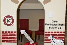 Brysons firehouse room ideas
