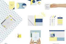 Kontrast Collection / Celebrate the diversity of Swedish design with pops of neon, pop art patterns and gorgeous textures. From planners to desk accessories, discover everything you need to get organised for 2016. / by kikki.K
