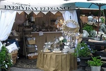 Market stall and shop ideas