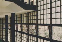 Architecture: Modern B&W