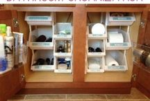 Home Organization! / An organized life is a happy life! Get inspired by these organizational gurus and make your home a happier, less cluttered place to hang out. / by New American Funding