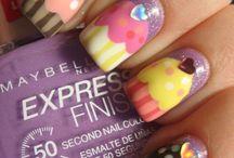NAILS / Hermosos diseños para tus uñas. / by Sandra Sariñana