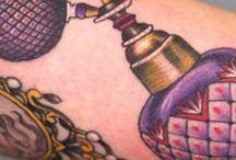 vrolijke tatoeages / over vrolijke tatoeages
