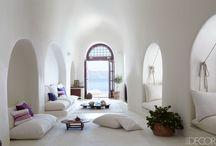 Greek Island Home