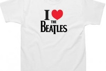 Beatles Tees / Wear The Beatles! Fab four tees for men and women.  / by The Fest For Beatles Fans