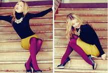 { style : colorbomb } / by Eleni