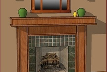 Mantel decor ideas / by Katie Demick