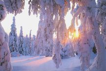 ★ Winter Travel / Amazing winter landscapes around the world