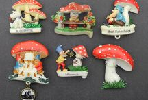 Pilze, Regenbogen, Elfen, Tutu's und Glitzerzeug