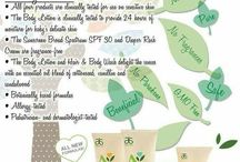 Arbonne Baby Products