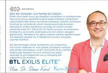 Uzmanlar Ne Diyorlar? / BTL Aesthetics Sistemleri Hakkında Türk Doktorlar Neler Diyorlar ?