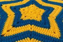 編み物 ブランケット