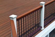 Handrails and fences