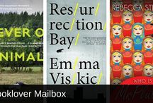 Booklover Mailbox / New and forthcoming titles Booklover Book Reviews receive from publishers for review.