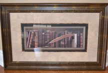 really nice print with books framed in great condition / (100$)i have a really nice print of books framed,really nice addition to your decor,the mesurements are 34 inches wide x 22 1/2 inches high,i am in brampton area ,ask us what else we have for sale we have a lot,thank youNo Pay Pal