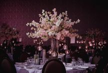 Wedding Reception / Wedding reception ideas, feel, decorations, lighting, atmosphere etc