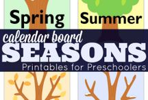 Seasons Topic