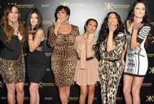 As Kardashian Kris, Kourtney, Khloe, Kim, Kendall, Kylie ... / The Kardashian Kris, Kourtney, Khloe, Kim, Kendall, Kylie...