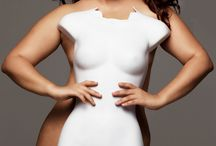 CURVY GLAMOUR / Women with curves