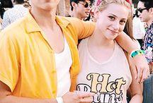 Lili and cole