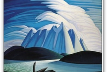 Lawren Harris - Canadian Artist