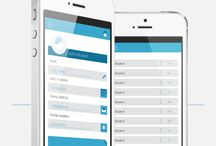 Tracker Goal app inspiration / by John Deely