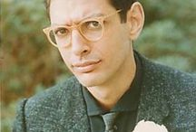 Jeff Goldblum / by Corey Hickey