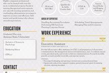 Resume Design & Layout / Creative resume design