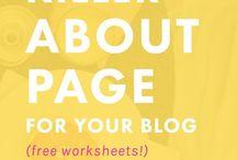 Blogging Tips / Blogging tips, blogging ideas, blogging, #bloggingtips #bloggingideas #blogging