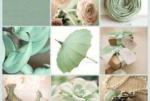 Grayed Jade / Pantone Colors of Spring 2013