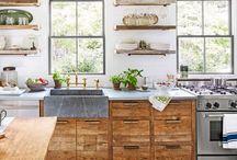 Keukeninspiratie - kjøkken inspirasjon
