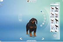 Sims4 koty i psy